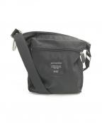 marimekko(マリメッコ)の古着「PAL SHOULDER BAG」|ブラック