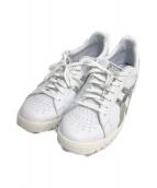 ()の古着「GEL-PTG-SNAKE」 ホワイト