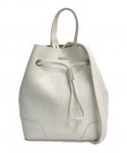 FURLA(フルラ)の古着「2WAYバッグ」 ホワイト