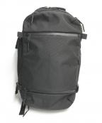 AER()の古着「TRAVEL PACK BLACK」|ブラック