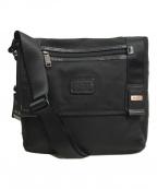 TUMI(トゥミ)の古着「バリスティックナイロンショルダーバッグ」 ブラック