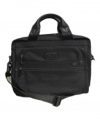 TUMI(トゥミ)の古着「2WAYビジネスバッグ」 ブラック