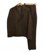 nestrobe confect(ネストローブ コンフェクト)の古着「セットアップ」 ブラウン