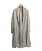 LAUTRE AMONT(ロートレアモン)の古着「トッパーコート」|グレー