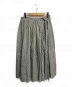 Lois CRAYON(ロイスクレヨン)の古着「ストライプラップスカート」