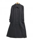 Burberry's(バーバリーズ)の古着「ステンカラーコート」|グレー