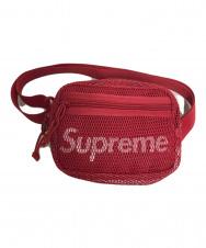 SUPREME (シュプリーム) Small Shoulder Bag レッド