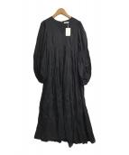 ()の古着「エンジェルのドレス」|ブラック
