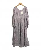MARIHA(マリハ)の古着「夕映えのドレス」 パープル