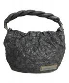 ()の古着「ハンドバッグ」|グレー