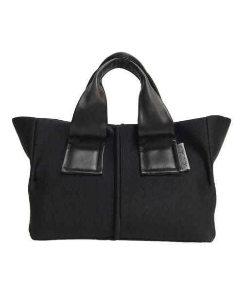 Kawakawa(カワカワ)kawakawa (カワカワ) ハンドバッグ ブラックの古着・服飾アイテム