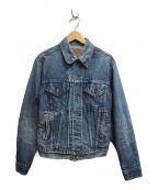 LEVI'S()の古着「ヴィンテージデニムジャケット」|インディゴ
