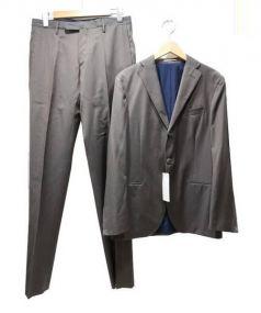 BOGLIOLI(ボリオリ)の古着「3Bスーツ」|ベージュ
