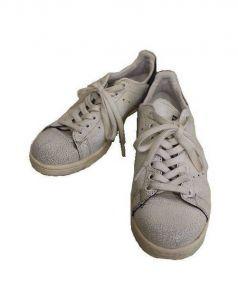 adidas(アディダス)の古着「スニーカー」 ネイビー×ホワイト