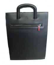 Christian Louboutin(クリスチャンルブタン)の古着「2WAYマルチスタッズ付クラッチバッグ(トートハンドバッグ)」 ブラック