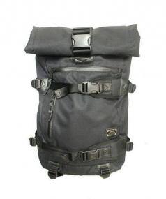 AS2OV(アッソブ)の古着「ロールバックパック」 ブラック