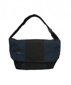 TIMBUK2(ティンバックツー)の古着「クラシックメッセンジャーバッグ」 ネイビー