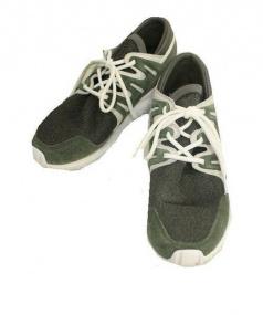 adidas Originals by White Mountaineering(アディダス オリジナルス バイ ホワイトマウンテニアリング)の古着「コラボスニーカー」 グリーン