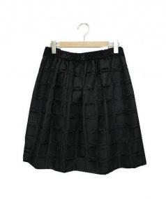 TO BE CHIC(トゥビーシック)の古着「スカート」|ブラック