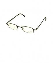 CAZAL(カザール)の古着「伊達眼鏡(メガネフレーム)」|ブラック