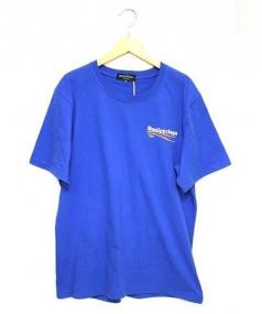 BOOLENCIAGA(ブーレンシアガ)の古着「Tシャツ」|ブルー