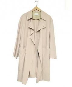 uru tokyo(ウル トーキョー)の古着「オーバーコート」|ベージュ