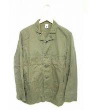 syte yohji yamamoto(サイト ヨウジヤマモト)の古着「ミリタリージャケット」 カーキ