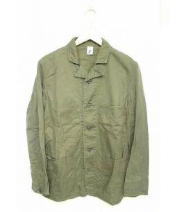 syte yohji yamamoto(サイト ヨウジヤマモト)の古着「ミリタリージャケット」|カーキ