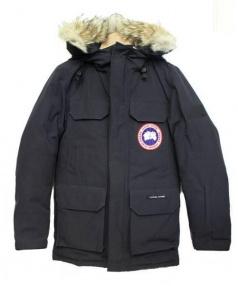 CANADA GOOSE(カナダグース)の古着「シタデルダウンジャケット」|ブラック