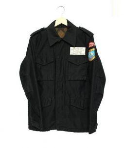 WACKO MARIA(ワコマリア)の古着「M65ミリタリージャケット」|ブラック