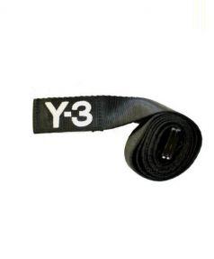 Y-3(ワイスリー)の古着「ロゴブラックベルト」|ブラック