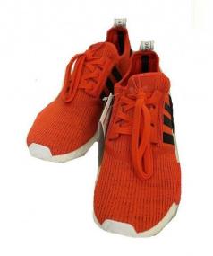 adidas(アディダス)の古着「ローカットスニーカー」 レッド