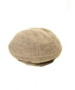 HELEN KAMINSKI(ヘレンカミンスキー)の古着「ウールベレー帽」|ブラウン