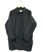 SIERRA DESIGNS(シェラデザイン)の古着「60/40クロスタコマステンカラーコート」 ブラック
