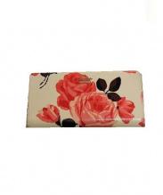 Kate Spade(ケイトスペード)の古着「ラウンドファスナー長財布」|ピンク