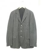YOHJI YAMAMOTO COSTUME DHOMME(ヨウジヤマモト・コスチューム・ド・オム)の古着「3Bテーラードジャケット」|グレー