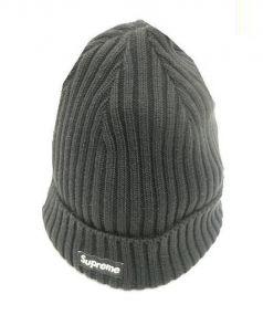 SUPREME(シュプリーム)の古着「スボールボックスロゴリブニットビーニー」|ブラック