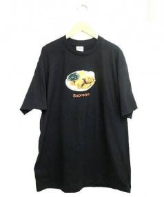 SUPREME(シュプリーム)の古着「チキンディナーTシャツ」|ブラック