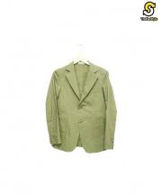 MADISON BLUE(マディソンブルー)の古着「テーラードジャケット」|グリーン