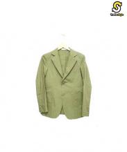 MADISON BLUE(マディソンブルー)の古着「テーラードジャケット」 グリーン