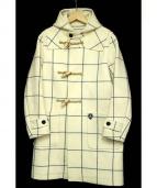 ORCIVAL(オーシバル)の古着「ダッフルコート」 ホワイト