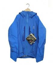 HAGLOFS(ホグロフス)の古着「ロックハイジャケット」|ブルー