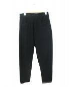 crepuscule(クレプスキュール)の古着「Milan Rib Knit Pants」