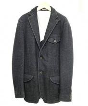 BOGLIOLI(ボリオリ)の古着「ウールジャケット」|グレー