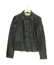 GUCCI(グッチ)の古着「オールドカバーオール」|ブラック