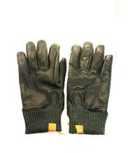HONNS(ホンズ)の古着「レザー手袋」|ブラック