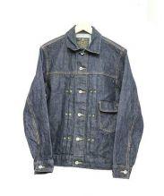 TOYPLANE(トイプレーン)の古着「デニムジャケット」|インディゴ