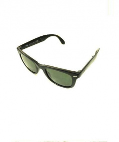 RAY-BAN(レイバン)の古着「WAYFARER FOLDING CLASSIC」|ブラック×グリーン