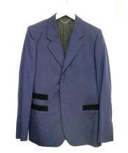 JOHN LAWRENCE SULLIVAN(ジョンローレンスサリバン)の古着「ウール3Bジャケット」|ネイビー