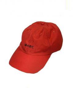 M+RC NOIR(マルシェノア)の古着「ナイロンキャップ」|レッド